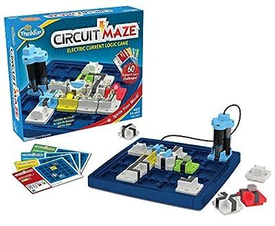 Asmodee - TFCIR - Circuit Maze