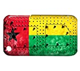 Coque iPhone 3G 3GS Drapeau GUINEE BISSAU 06