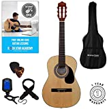 Best Starter Acoustic Guitars - Acoustic Guitar Package 3/4 Sized (36' inch) Classical Review