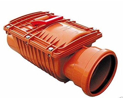 Capricorn-Valvola antiriflusso, 125mm