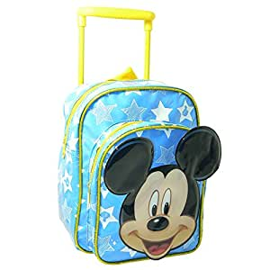 Mickey Mouse Sac à roulettes Sac à dos