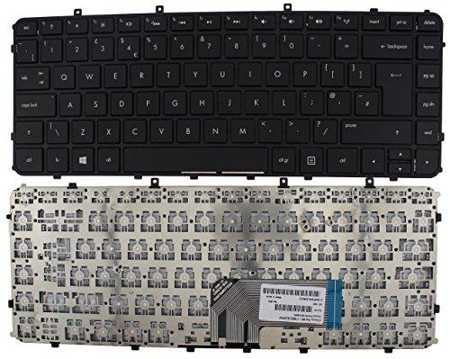 HP Sleekbook Ultrabook Envy 4–10006–1000UK Tastatur Rahmen pk130t55200F172