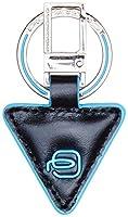 Dimensioni (Altezza/Larghezza/Profondità) (cm): 4 x 4 x 0.30 Materiale: pelle di origine Bovine Portachiavi con Ciondolo Triangolo Piquadro Blue Square Dimensioni (Altezza/Larghezza/Profondità) (cm): 4 x 4 x 0.30Materiale: pelle di origine Bo...