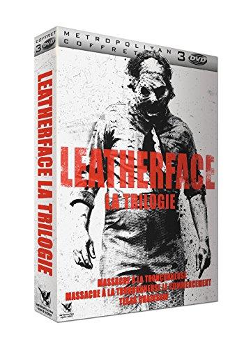 Leatherface - La Trilogie : Massacre à la tronçonneuse + Massacre à la tronçonneuse : Le commencement + Texas Chainsaw