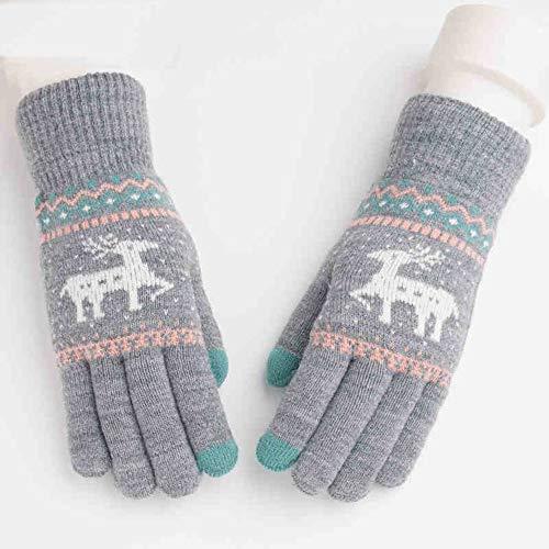 YiWu Les Étudiants Qui S'épaississent en Hiver Réchauffent Leurs Gants d'hiver D'équitation en Hiver