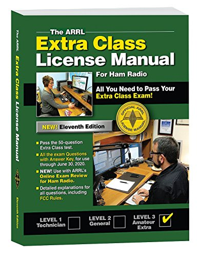 The ARRL Extra Class License Manual (English Edition)