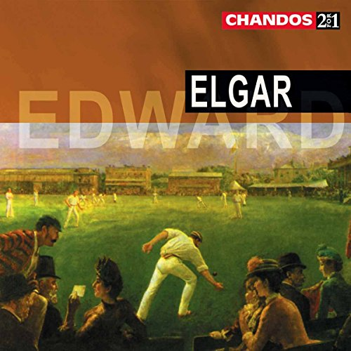 Two For One - Elgar (Orchesterwerke) - Edward Gibson
