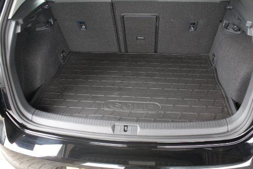 Hitech OEM ABL-MAT00619 Moulded Rubber Boot Mat Liner Black