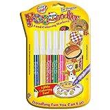 8x Original FooDoodler bolígrafos rotuladores de tinta comestible para decoración de dulces