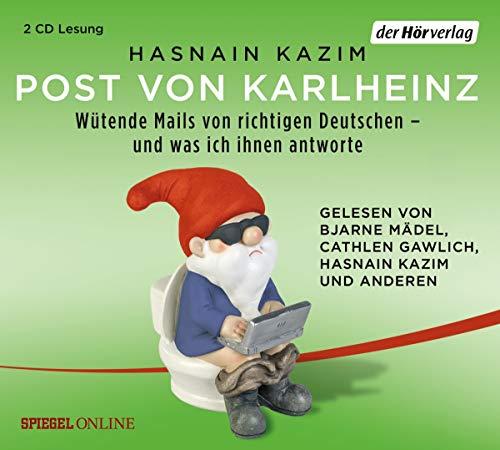Buchseite und Rezensionen zu 'Post von Karlheinz' von Hasnain Kazim