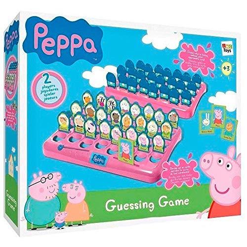 Quién es quién - Peppa Pig - Español
