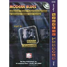 Mel Bay's Modern Blues Private Lessons Series by Bruce Saunders (2004-01-03)