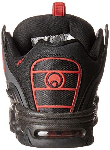 Osiris D3 2001 Kids Black/Black/Red Black/Black/Red