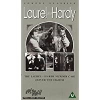 Laurel And Hardy: The Laurel And Hardy Murder Case/Oliver The 8th