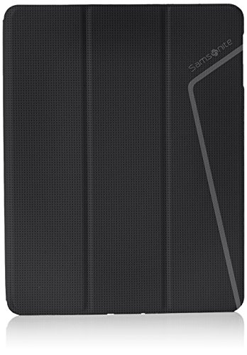 Samsonite Thermo Tech iPad Portfolio 9.7, Schwarz (Ipad Samsonite)