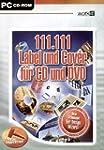 111.111 Label und Cover für CD und DVD