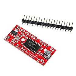 M456 EasyDriver Shield Stepping Stepper Motor Driver V44 A3967 for Arduino