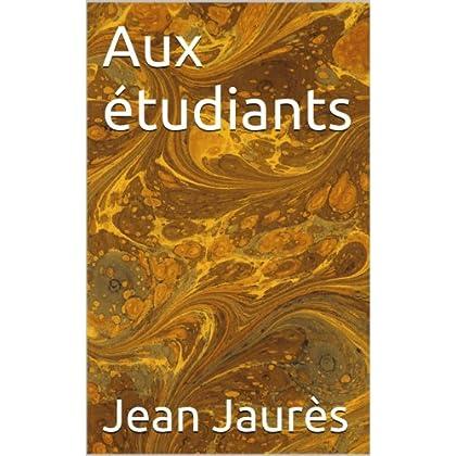 Aux étudiants (Discours t. 1)