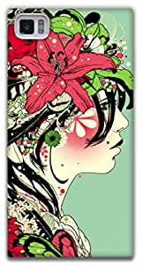 The Racoon Lean Jungle trends hard plastic printed back case / cover for Xiaomi Mi3