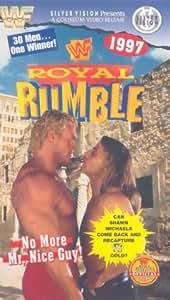 WWF: Royal Rumble 1997 [VHS]