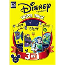Disney Triple Pack (Toy Story 2, The Emperor's New Groove, A Bug's Life)
