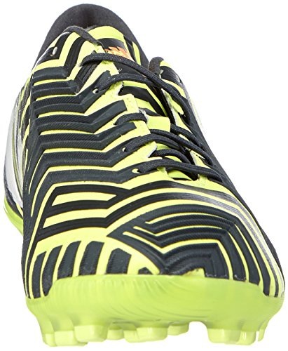 Adidas - Predator Instinct Ag, Scarpa Da Calcetto da uomo Multicolore (light flash yellow s15/ftwr white/dark grey)