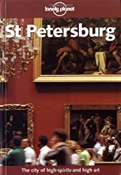 St Petersburg (Lonely Planet City Guides) by Nick Selby (2002-01-31)