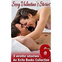 Sexy Valentine's Stories - Volume Six - An Xcite Books Collection