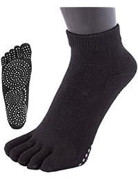 TOETOE - YOGA&PILATES - Anti-Slip Sole Trainer Toe Socks
