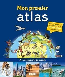 """Afficher """"Mon premier atlas Auzou"""""""