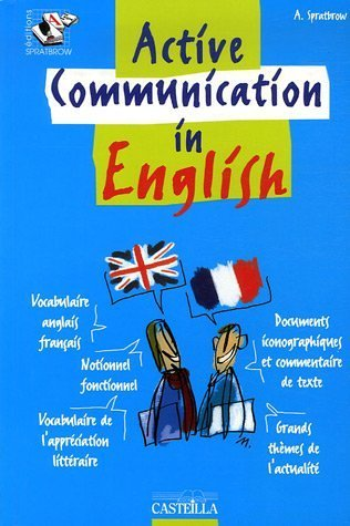 Active communication in English: Vocabulaire anglais-français