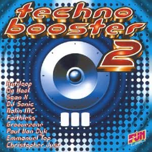 Various - Techno Booster 4