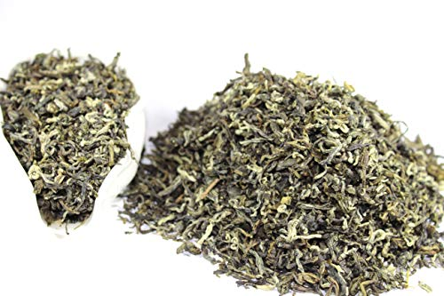Té verde jazmín granel variedad Bi Luo Chun calidad