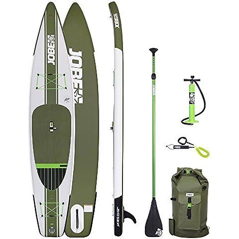 Jobe Aero Neva 12,6Sup 2017hinchable Stand Up Paddle Board paquete