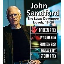 John Sandford: Lucas Davenport 16-20
