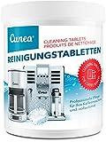 Cunea | 350x Reinigungstabletten für Kaffeevollautomaten | Vollautomat | Kaffeemaschinen | Kaffeeautomat | Reinigungstabs | Kaffeefettlöser
