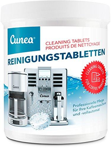 Reinigungstabletten für Kaffeevollautomaten aller Hersteller - 350x 2g