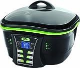 ECG MH 178, 1500W, Casserole 9 fonctions : cuisson lente, hot pot, faire sauter,...