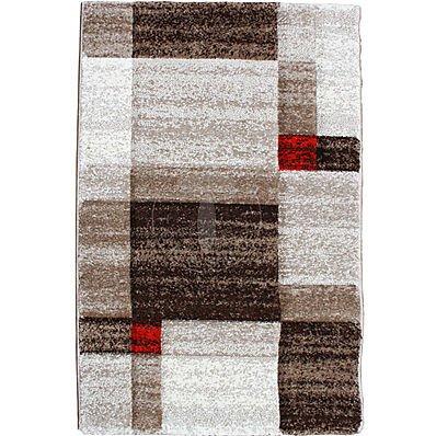 Tomasucci Chess Brown tappeto