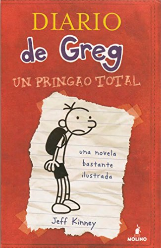 Diario de Greg: un pringao total: Amazon.es: Jeff Kinney