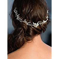 Amazon.it  accessori acconciature sposa - FXmimior it   Cerchietti e ... 4001684aae26