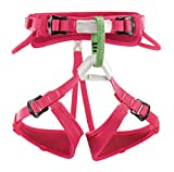 Petzl Kinder Klettergurte Macchu orange, One Size
