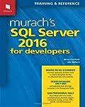 Murach�s  SQL Server 2016 for Develop...