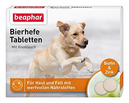 beaphar Bierhefetabletten für Hunde, 1er Pack (1 x 80 g) Preisvergleich