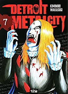 Detroit Metal City Edition simple Tome 7