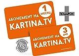 Abonement 1 Monat Karatina.TV + 3 Tage gratis