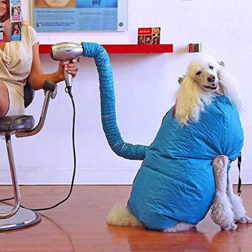 CUEYU Hundepflege Haartrockner Pet Trockner,Hundetrockner Haustier Pflegenhaar Gebläse,Katze Kraft Heizung Trocknen Schnell Nach Bad Hauch Hundetrockner - Kraft 3 Gebläse