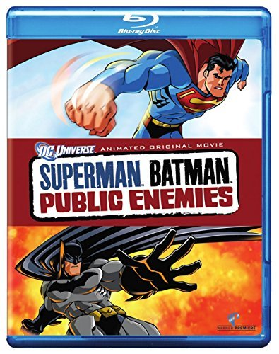 Superman/Batman: Public Enemies [Blu-ray] by Tim Daly
