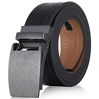 Marino Genuine Leather belt for Men, 1.3/8