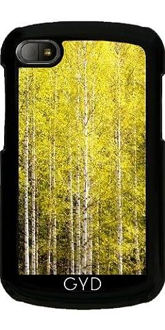 Coque pour Blackberry BB Q10 - Printemps Birch Grove by Pivi